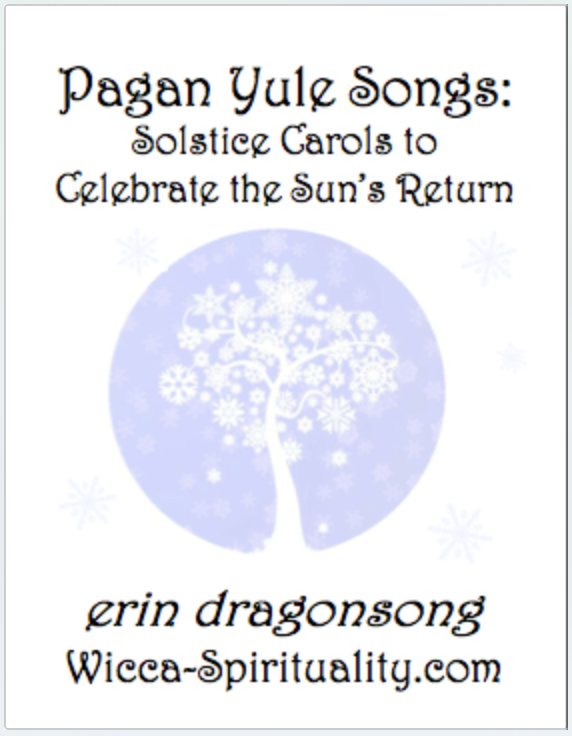 Pagan-Carols-Yule-Songs © Wicca-Spirituality.com