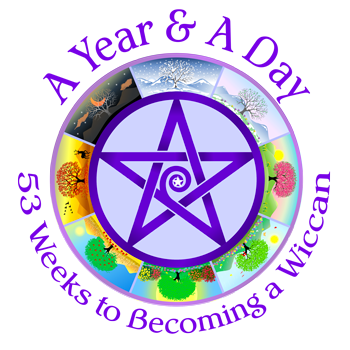 Find out more about the acclaimed online spiritual development course: A Year And A Day: 53 Weeks to Becoming a Wiccan  © Wicca-Spirituality.com