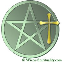 Wiccans who love Jesus: Christian Wicca  © Wicca-Spirituality.com