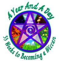 Find out more about A Year And A Day: Becoming a Wiccan - Wicca Spirituality online course