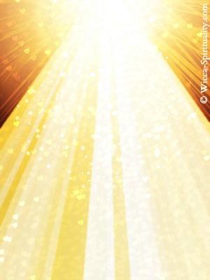 Healing Light © Wicca-Spirituality.com