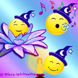 Wicca Meditations © wicca-spirituality.com
