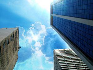 wicca-spirituality Skyscraper Sky