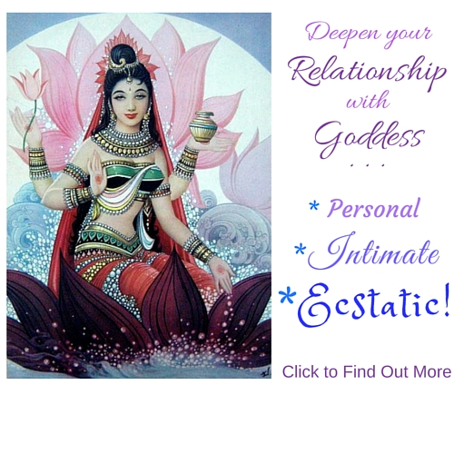 Deepen Your Relationship With the Goddess: Wicca School for Wicca Beginners © Wicca-Spirituality.com