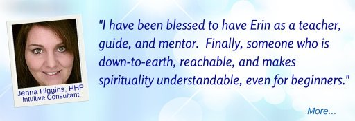Erin is a recognized Expert Internationally - JH  © Wicca-Spirituality.com