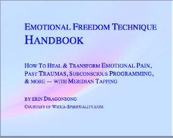 EFT How-To Handbook  © Wicca-Spirituality.com