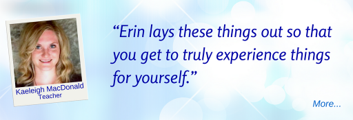 Erin lays these things out in a straightforward manner so that <b>you get to truly experience things for yourself - KM © Wicca-Spirituality.com