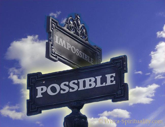 POSSIBLE! © Wicca-Spirituality.com