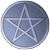 Silver Chalice Silver Pentacle woven_pentacle