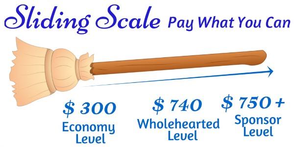 Sliding Scale © Wicca-Spirituality.com