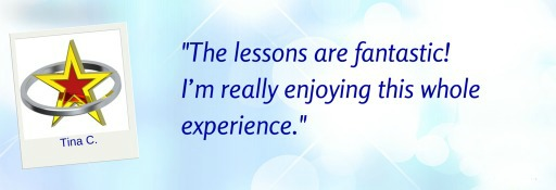 Fantastic! I'm really enjoying this whole experience - Tina C  © Wicca-Spirituality.com