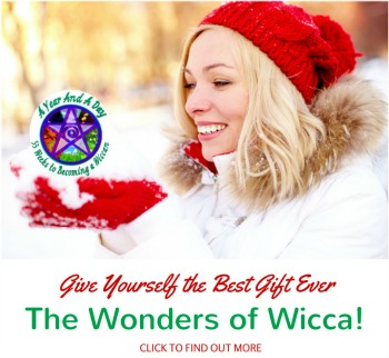Get the Wonders of Wicca for Yule