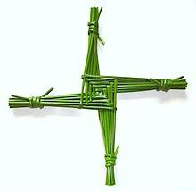 Brigid's Cross © wicca-spirituality.com
