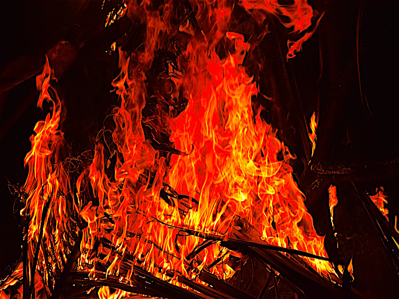 The Burning Times graphic  © Wicca-Spirituality.com