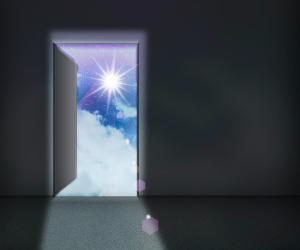 Doorway to Spirit © Wicca-Spirituality.com