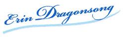 dragonsong signature; write to erin