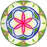 wicca-spirituality Flower of Life Mandala