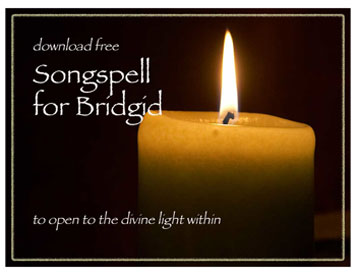 wicca-spirituality Imbolc Brigid Wiccan music Witch chants