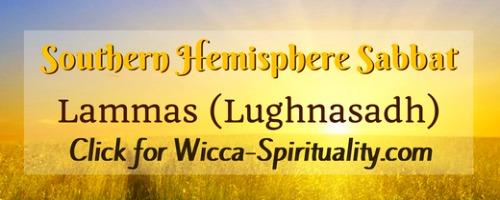 "©Wicca Spirituality - Lammas Articles Button""></a>   </TD> </TR> <TR> <TD> &nbsp; <br> <br clear="