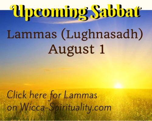 "©Wicca Spirituality - Lammas Articles Button""></a>   </TD> </TR> <TR> <TD> &nbsp; <br> <br clear="