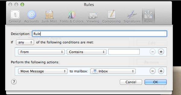 how to whitelist in Mac Mail - Wicca-Spirituality.com