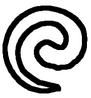 wicca-spirituality Mandala Elements - Spiral Motif