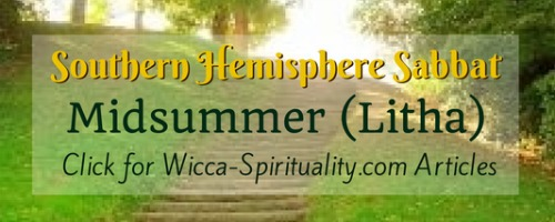 "©Wicca Spirituality - Midsummer Articles Button""></a>   </TD> </TR> <TR> <TD> &nbsp; <br> <br clear="