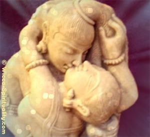 Shakti & Shiva, Sexuality Shift Energy Field  © Wicca-Spirituality.com