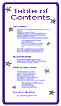 Sitemap for Wicca-Spirituality.com