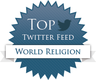 Wicca Spirituality Award: Top Twitter Feeds for World Religions ©