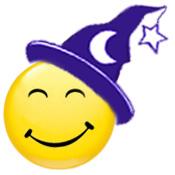 Wicca Spirituality Winking Witch © Wicca-Spirituality.com