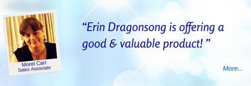 Erin Dragonsong is offering a good and valuable product. - MC © Wicca-Spirituality.com