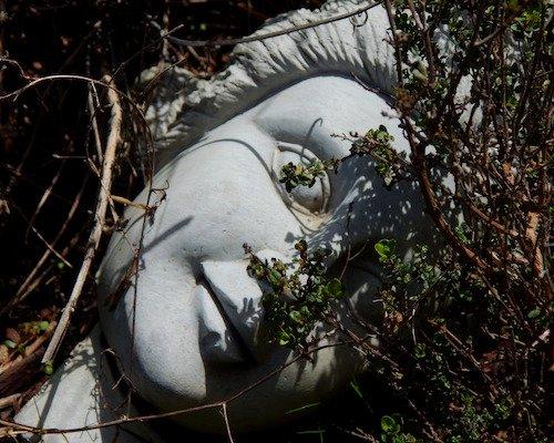 The Goddess, Destroyed © Wicca-Spirituality.com
