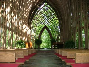 wicca-spirituality Crystal Nature Chapel