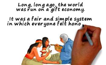 Gift Economy image © wicca-spirituality.com