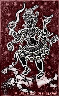 wicca-spirituality Kali and the Yuga