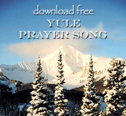 Wiccan Chant: Yule Song - Download Song Free  © Wicca-Spirituality.com