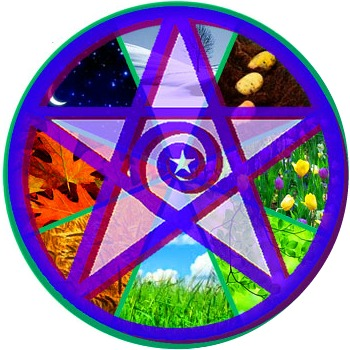 Welcome to Becoming a Wiccan © Wicca-Spirituality.com